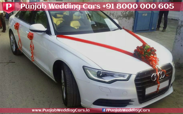 Charming AUDI A6 White Available In Chandigarh, Jalandhar, Ludhiana, Amritsar,  Barnala, Bathinda